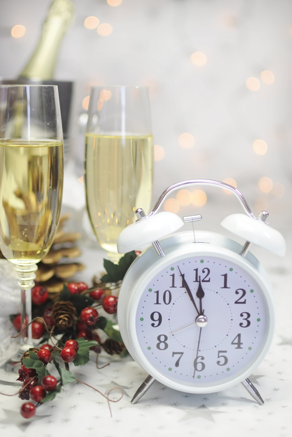 Instead of setting yourself up for failure with lofty new year's resolutions, give yourself the gift of self-care for the new year. Here are some ideas.