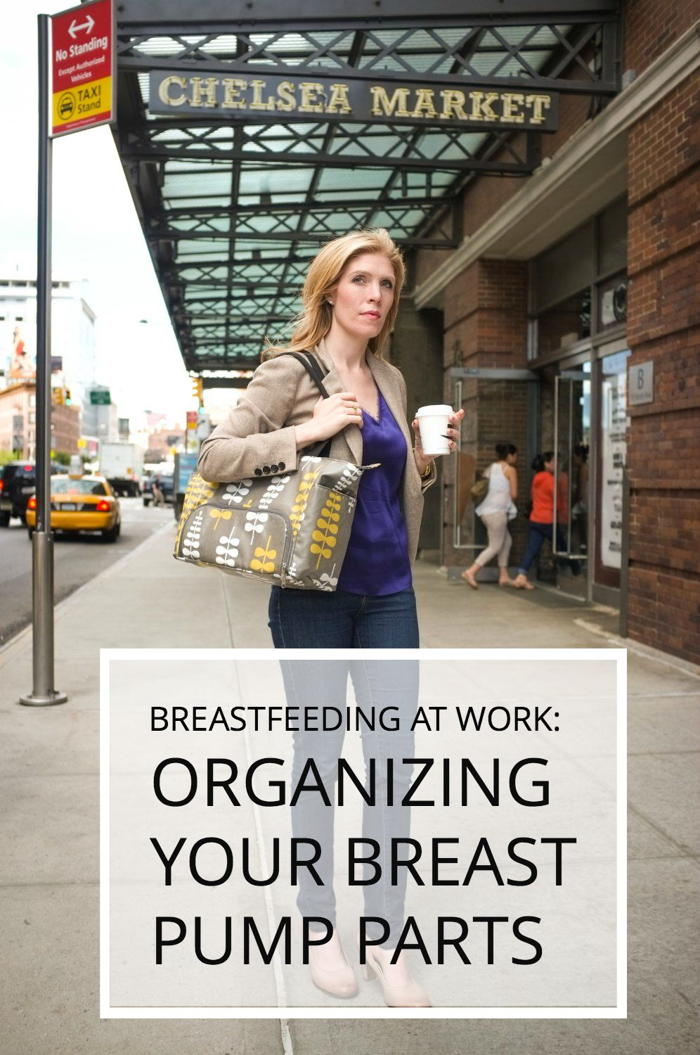 When you work and breastfeed, your breast pump becomes an essential tool that goes with you back and forth from the office. But what about all those parts?