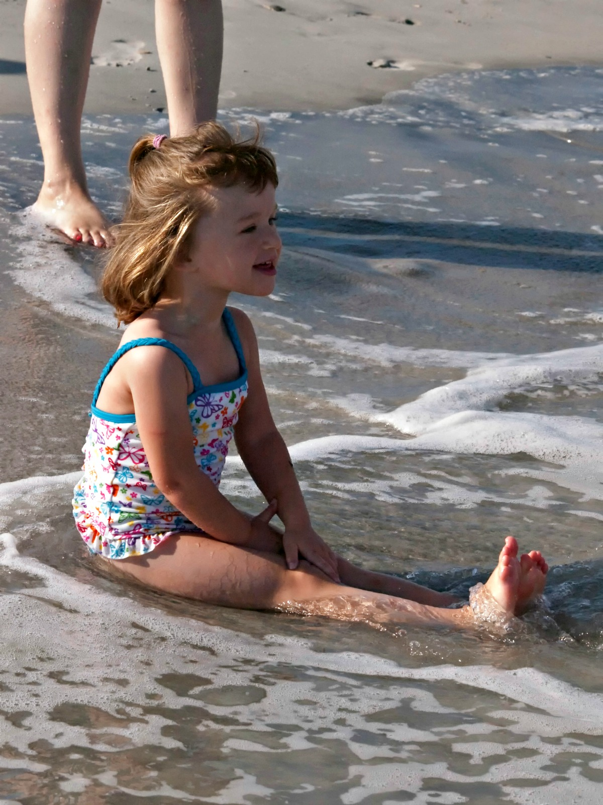 Anyone who's traveled with small children knows a summer vacation isn't the same as before kids. But our family trip to Wilmington, NC, proved lots of fun.
