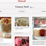 "Sara's ""Yummy Stuff"" Pinterest Board"