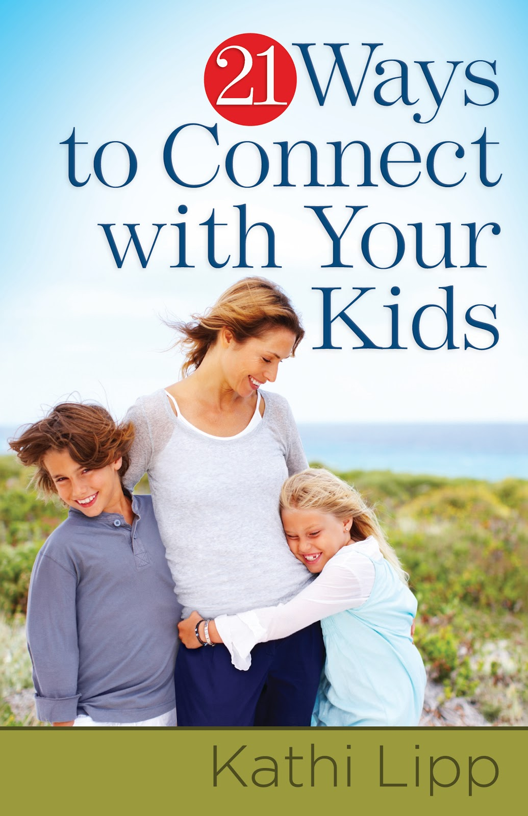 Lots of great ideas in this book to help you strengthen your family and connect with your kids!