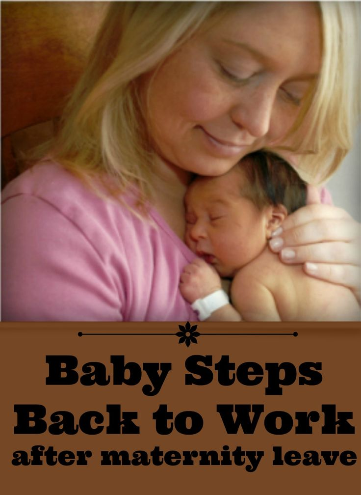 Certified life coach Heather Carpenter Stegal shares her guide for maternity leave and how moms can successfully transition back to work. A must read for expecting mothers!