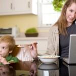 TIps for moms seeking work-life balance.
