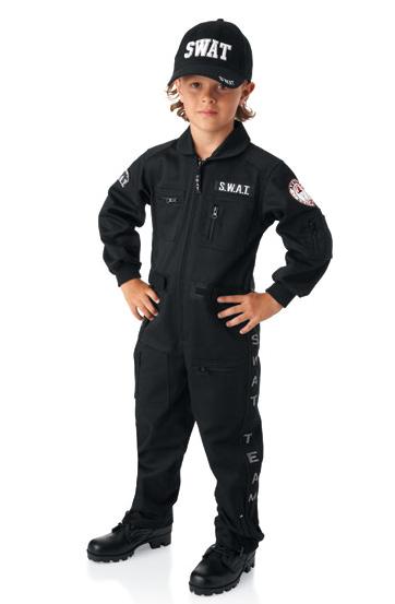 SWAT Team Halloween Costume