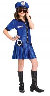 Police Girl Costume