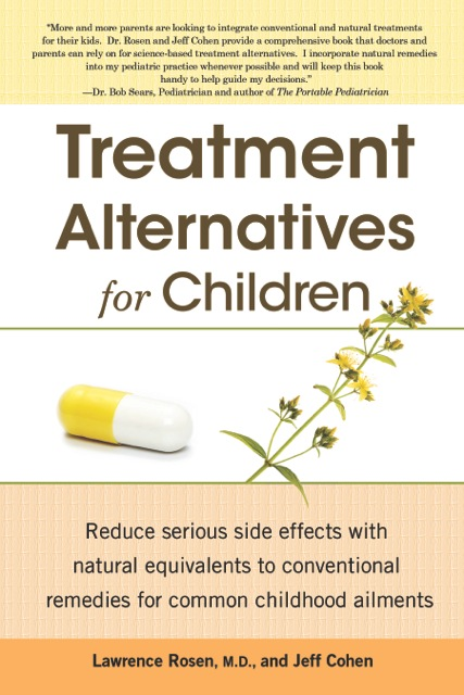 Treatment Alternatives Cover