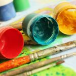 Tips from an art educator on how working moms can incorporate quality art for kids into your busy schedule—and why art matters.
