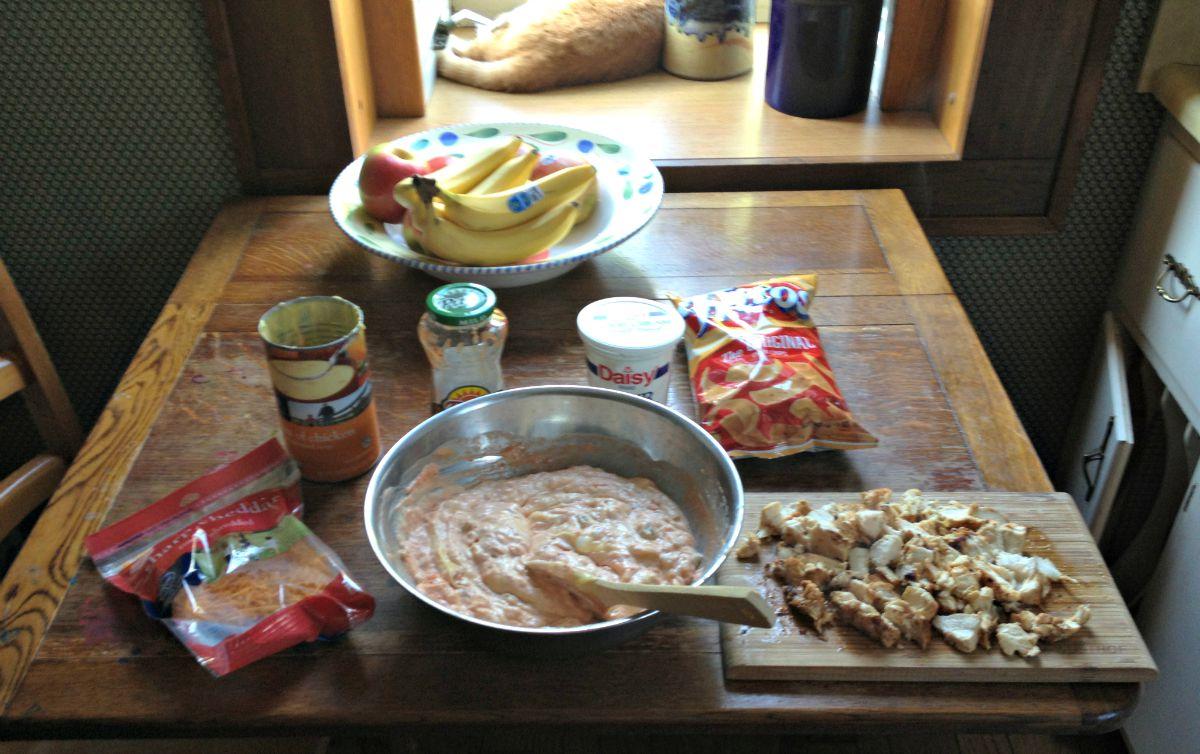 chicken-frito-casserole-ingredients