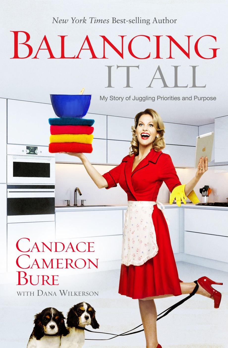How does Candace Cameron Bure balance her work, family, and life? Find out in this exclusive Q&A.
