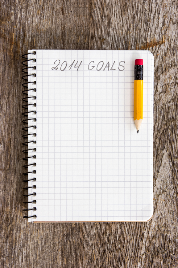 Looking for inspiration for your new year's resolutions? Check out these totally realistic (and worthwhile) goals and intentions from real working moms.