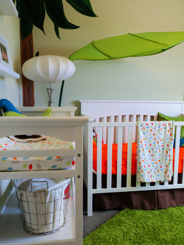 Whether it's a newborn's incessant crying, or simply preparing to become a new mommy, a feng shui nursery is the best start to a peaceful environment.