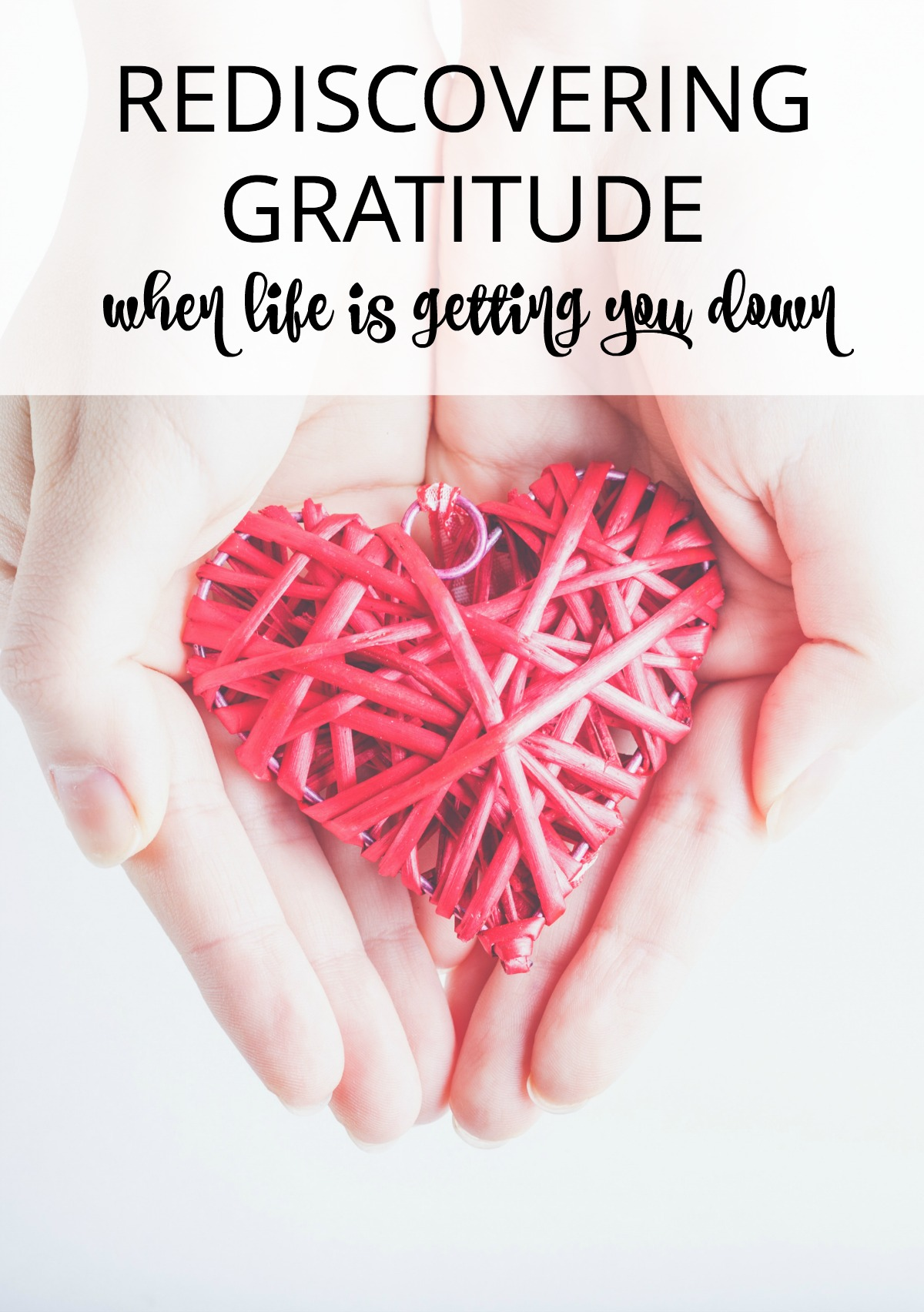 Sometimes, the fast pace of life + work can blur your vision of what really matters. See how a chaotic dinner party helped re-ignite one woman's gratitude.