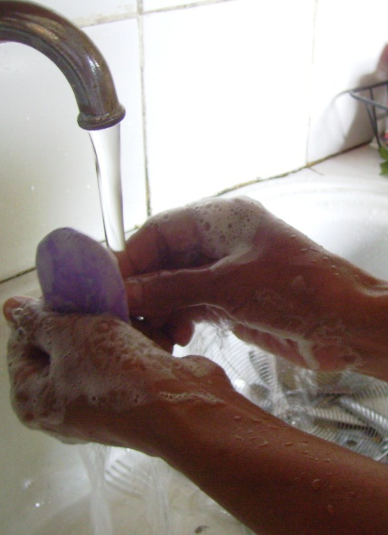 People who wash hands seven times a day have about 40 percent fewer colds than the average person.
