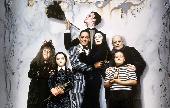 Family Halloween Movies HALLOWEEN MOVIES FOR KIDS. The-Addams-Family