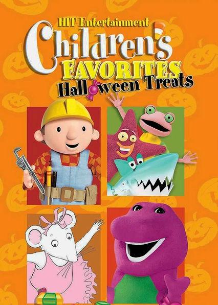 childrens-favorites-halloween-treats
