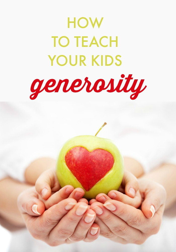 Raising a generous child seems like a noble goal, but how exactly do you go about it? Here are tips and ideas that will help generosity flow in your family.