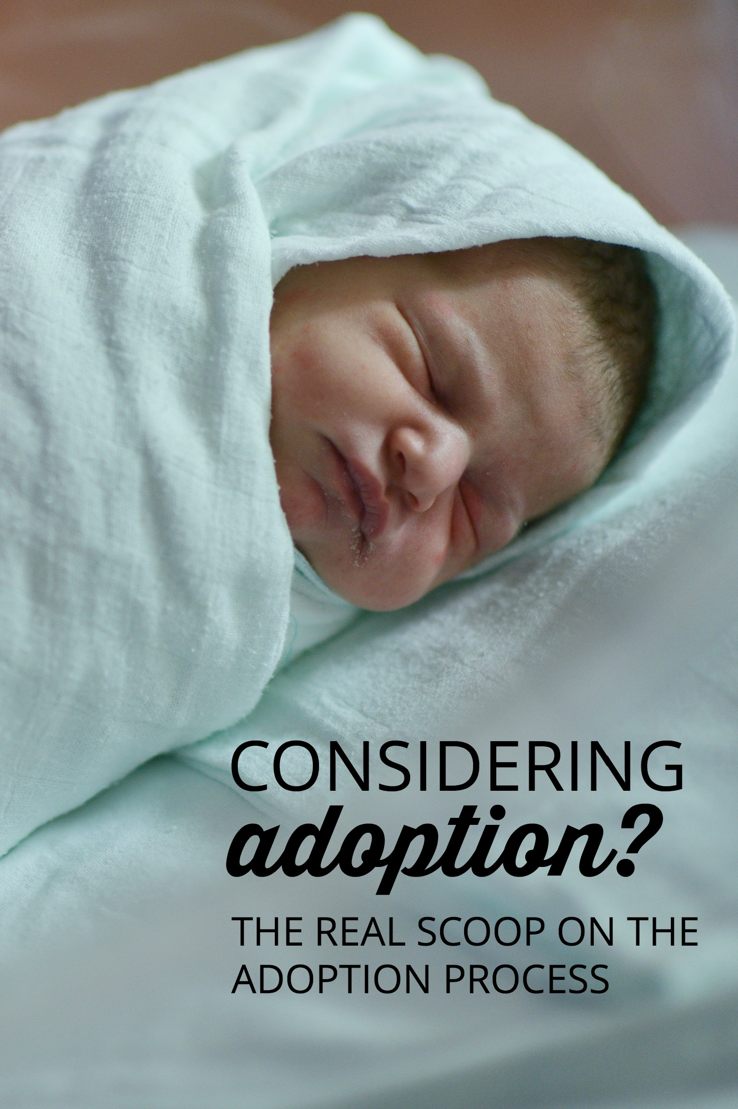 If you're thinking of adoption a child, find out what the process is REALLY like for prospective parents first.