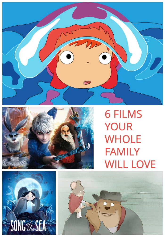 Here are some great movies to consider watching with your children during the holiday break—or anytime. Some are new, some are old. They all share the same spirit of humanity and wonder.