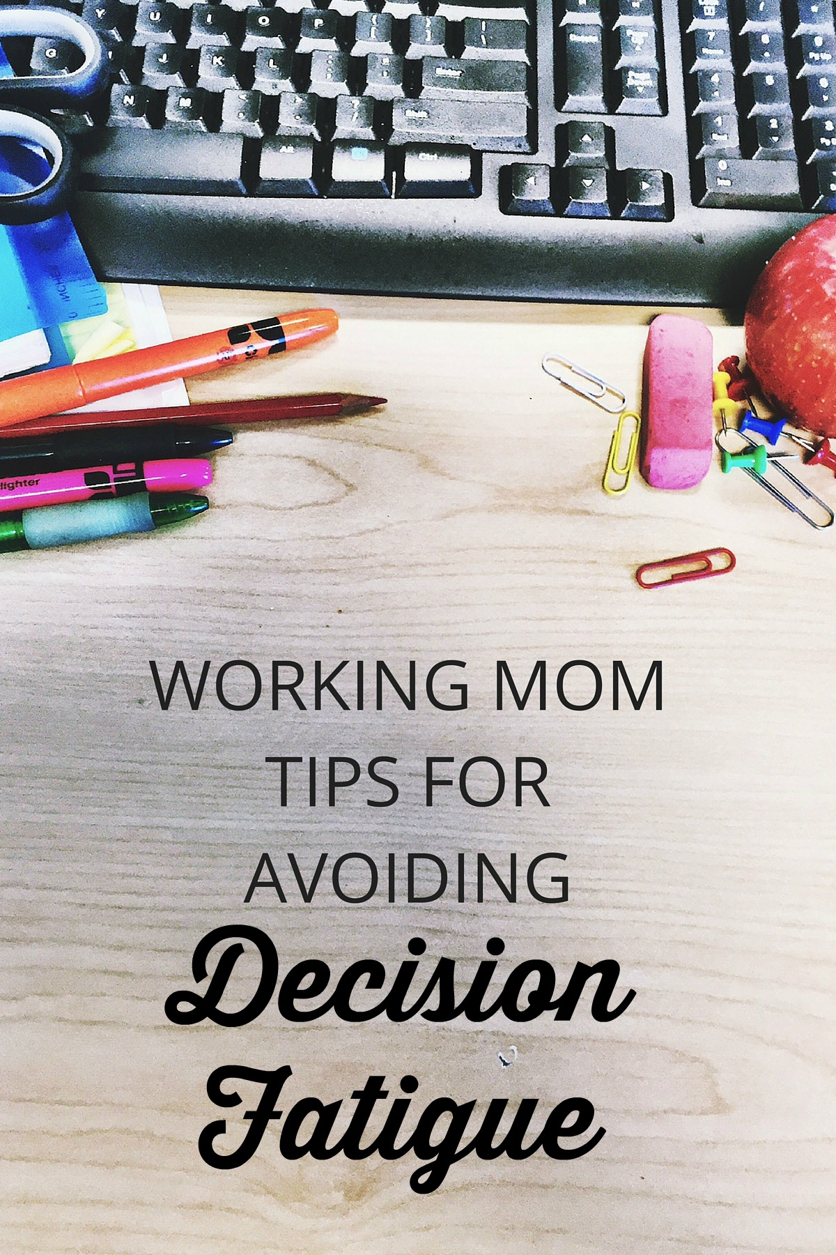 Making too many decisions can diminish your ability to make the best choices for yourself, your job, or your family. Learn more about decision fatigue—and how to fight it.