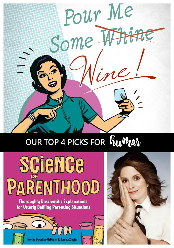 If you're sorely in need of some good laughs, we have the book list for you. These will crack up any mom!