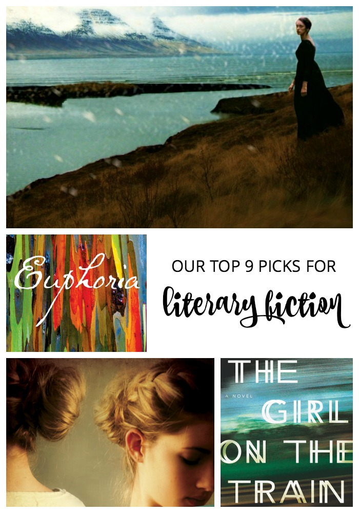 Need some good books to read? Check out our top picks in literary fiction, plus more for career, family and life.