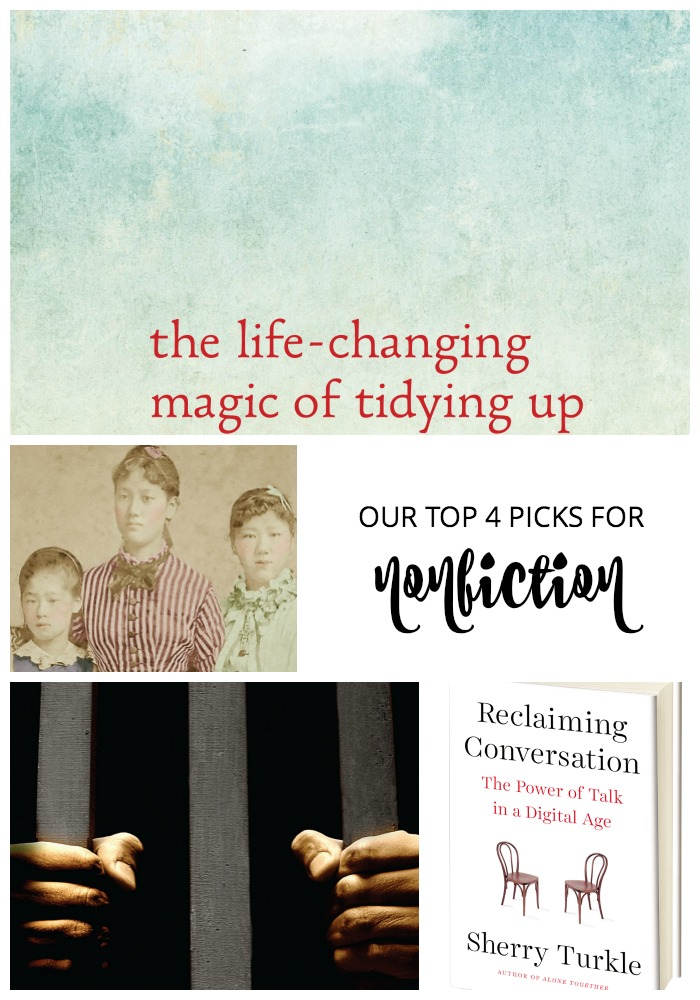 Get new ideas for nonfiction books to read, plus more recommendations for fun and work!