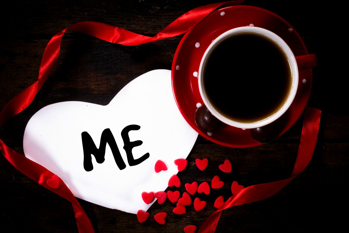 Is Valentine's Day a thorn in your side? Whether you're coupled, single, or it's complicated, here's how to be your own Valentine and make yourself happy.
