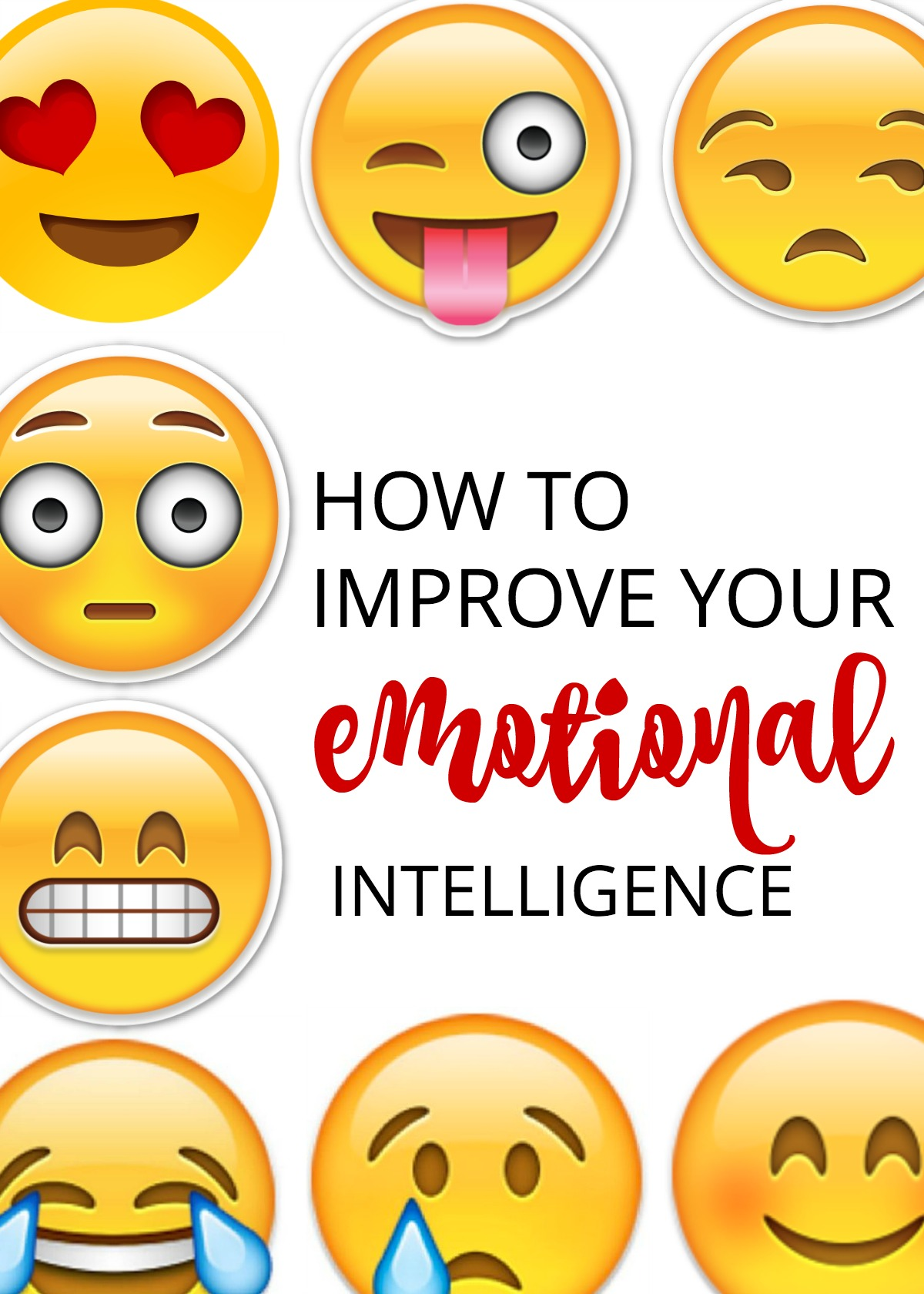 Do you let your emotions get the better of you? Here's a little introduction to emotional intelligence, and how you can better interpret feelings for improved relationships.