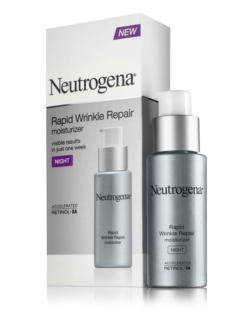 Tired of wasting money on makeup and treatments that don't work? Find out why I LOVE this Neutrogena Rapid Wrinkle Repair moisturizer, plus four more of my favorite beauty products.
