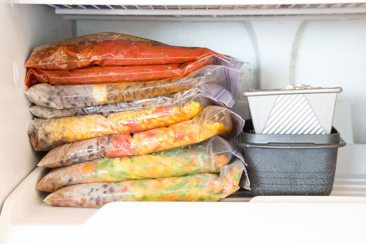 Learn how freezer cooking can help busy families stay one step ahead when it comes to meal planning and cooking—saving you time, money and your sanity.