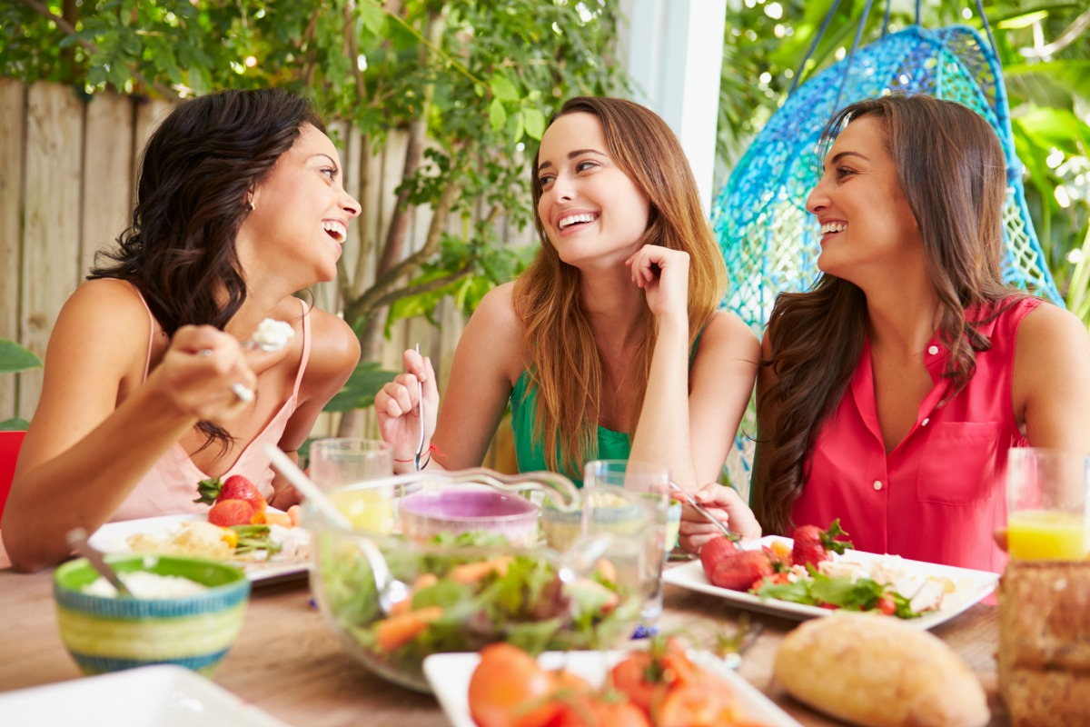 Start a working moms lunch group for Group lunch
