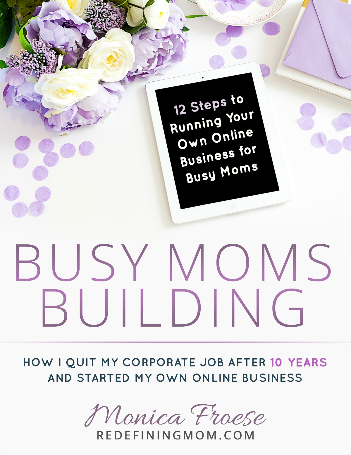 lessons I've learned about transitioning my career to being an online business owner while still balancing work and family. I share with you all the steps I wish I had known to take when I was getting started. The best part is, I've included a blueprint that will help you get up and running in just 45 days!