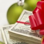 Saving money on holiday shopping