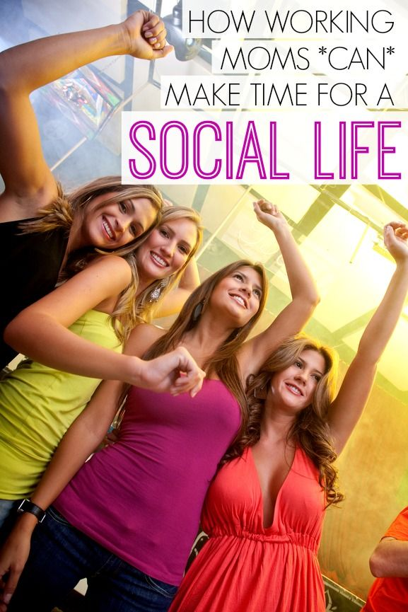 Kids can put a real crimp in your social life, eh? Here's how to reclaim your own fun with friends.