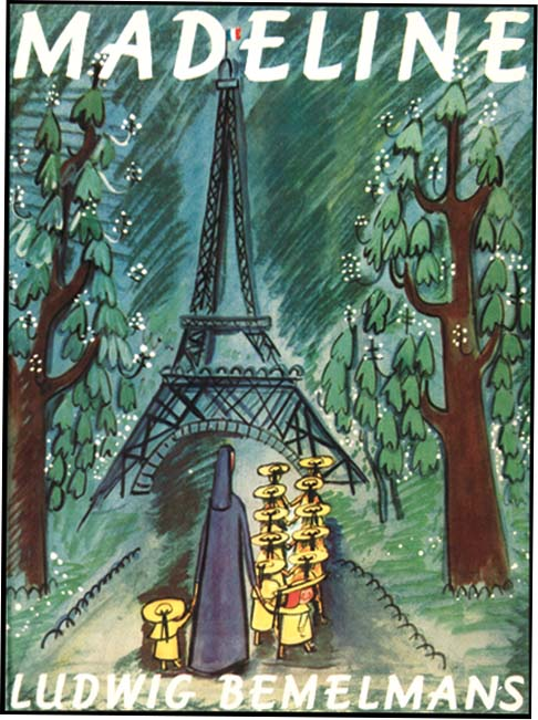 Madeline by Ludwig Bemelmans: Mischievous Madeline needs no introduction. An enduring classic, Madeline has delighted young readers since its first publication in 1939. Nothing frightens her—not tigers, not mice, not even getting sick. Click to see our full list of the best books for kids, grouped by age.