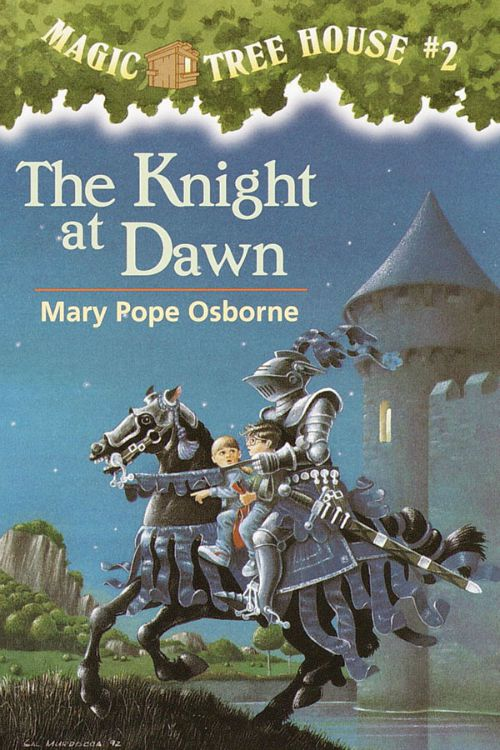 Magic Tree House series by Mary Pope Osborne: Children get to travel across time and space with Jack and Annie, visiting other worlds, which the author brings to life with writing that's informative, fun, and full of details.  Click to see our full list of the best books for kids, grouped by age.