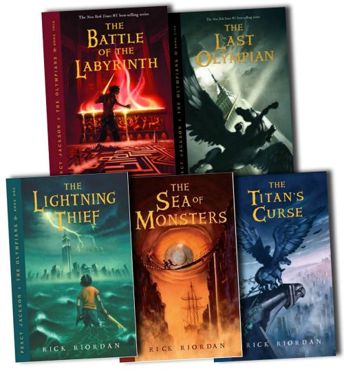In this series of adventure and fiction books, the gods of Olympus are alive and well in the 21st century. They still fall in love with mortals and have children who are half-god, half-human, like the heroes of the old Greek myths. Click to see our full list of the best books for kids, grouped by age.