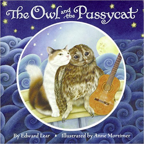 In this beautifully illustrated edition of the beloved nonsense poem by Edward Lear, Anne Mortimer takes the reader on the delightful voyage of the Owl and the Pussycat as they sail across the sea and travel into lush jungles, all by the light of the moon. Filled with rich detail and breathtaking artwork, this is a glowing tribute to the power of true love. Click to see our full list of the best books for kids, grouped by age.