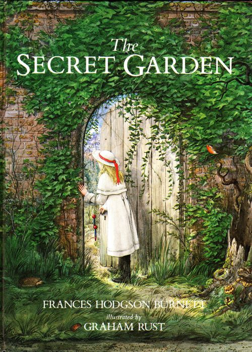 The Secret Garden by Frances Hodgson Burnett: Is it us, or does this century-old classic enchant just about every little girl at some point in her childhood? Click to see our full list of the best books for kids, grouped by age.