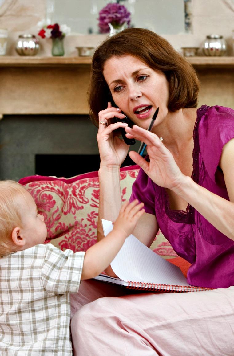 мама с телефоном картинки