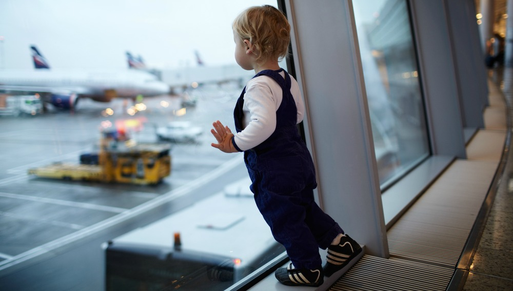 Traveling with Toddlers: A Cautionary Tale