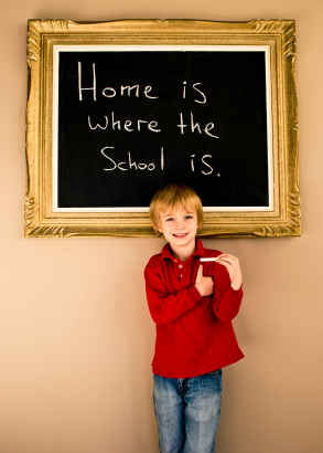 Homeschooling: Working and Home Schooling