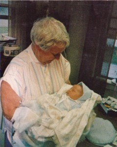 Rob and his Great Grandma