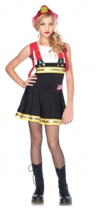 Teen Firefighter Costume