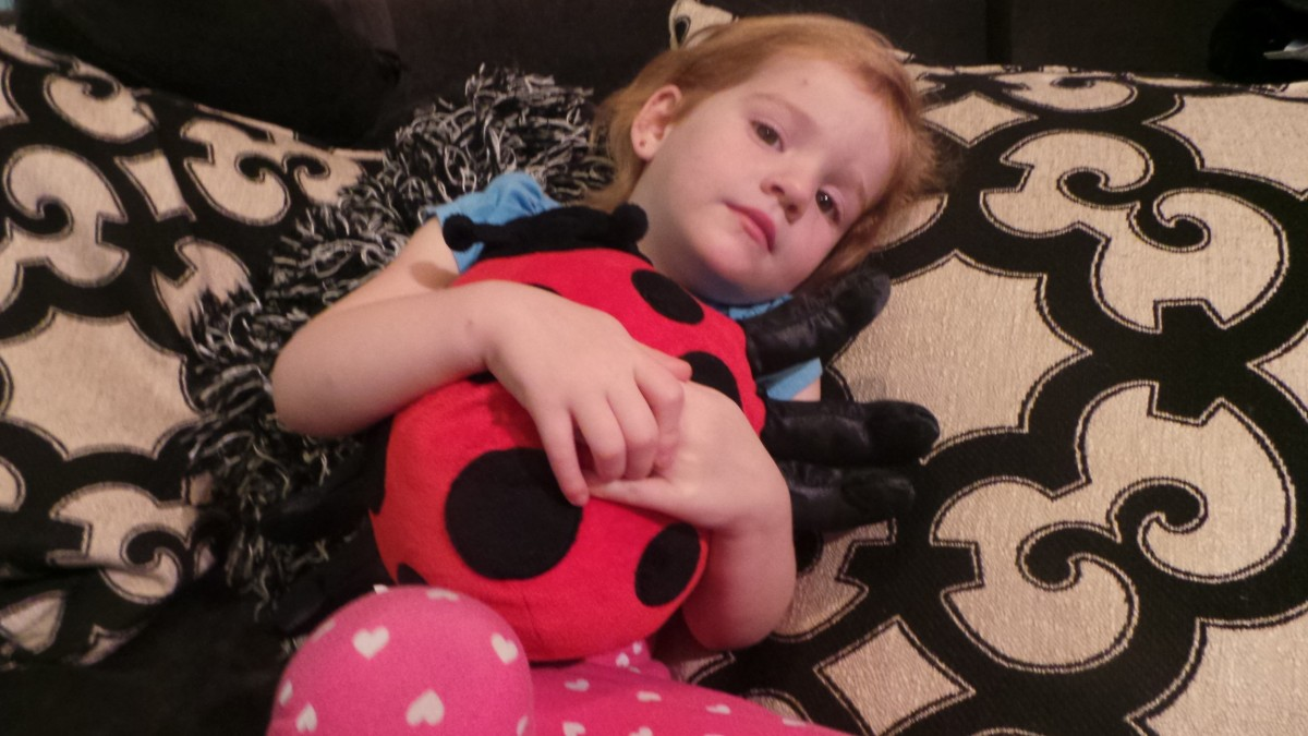 Our resident mom of three under 3's experience with the BedTime StoryBug, a children's plush toy that uses your own voice to soothe kids to sleep.
