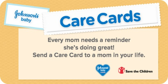 An e-card digital platform helping to brighten the days of first time moms across the country by sharing cheerful messages of encouragement.