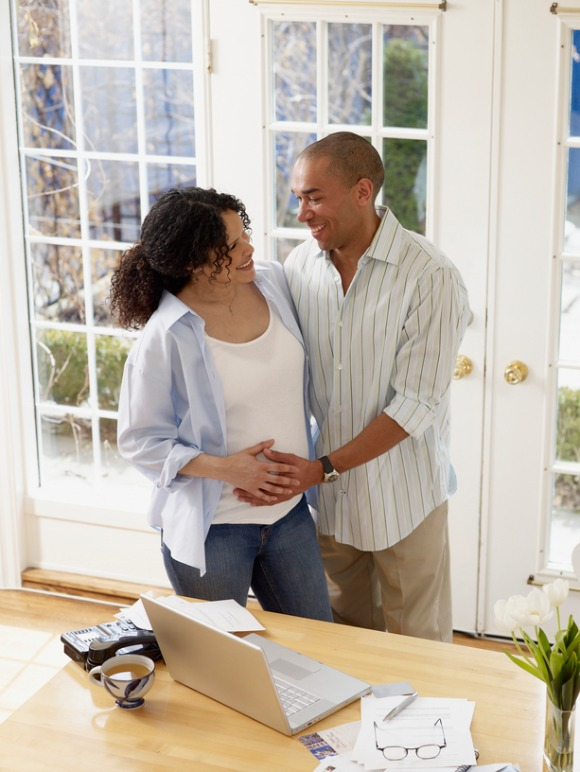 Expecting? What to Look for When Buying a House