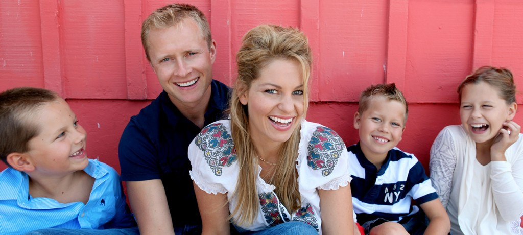 "Candace Cameron Bure On ""Balancing It All"""