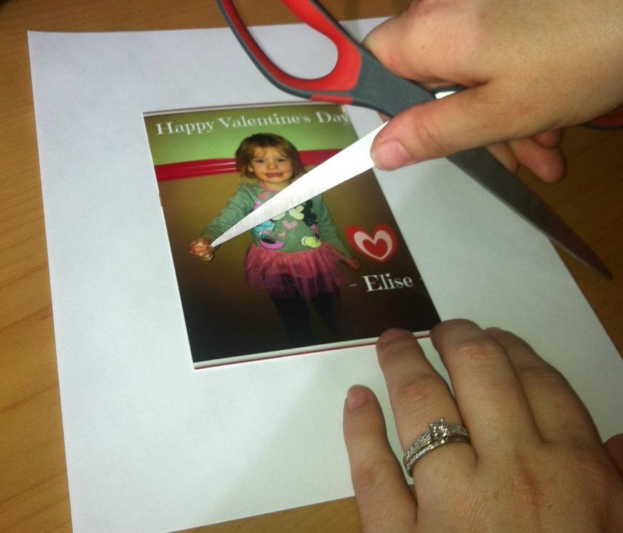Easy Kids Valentine Idea