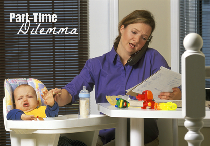 Working Mom Part-Time Dilemma